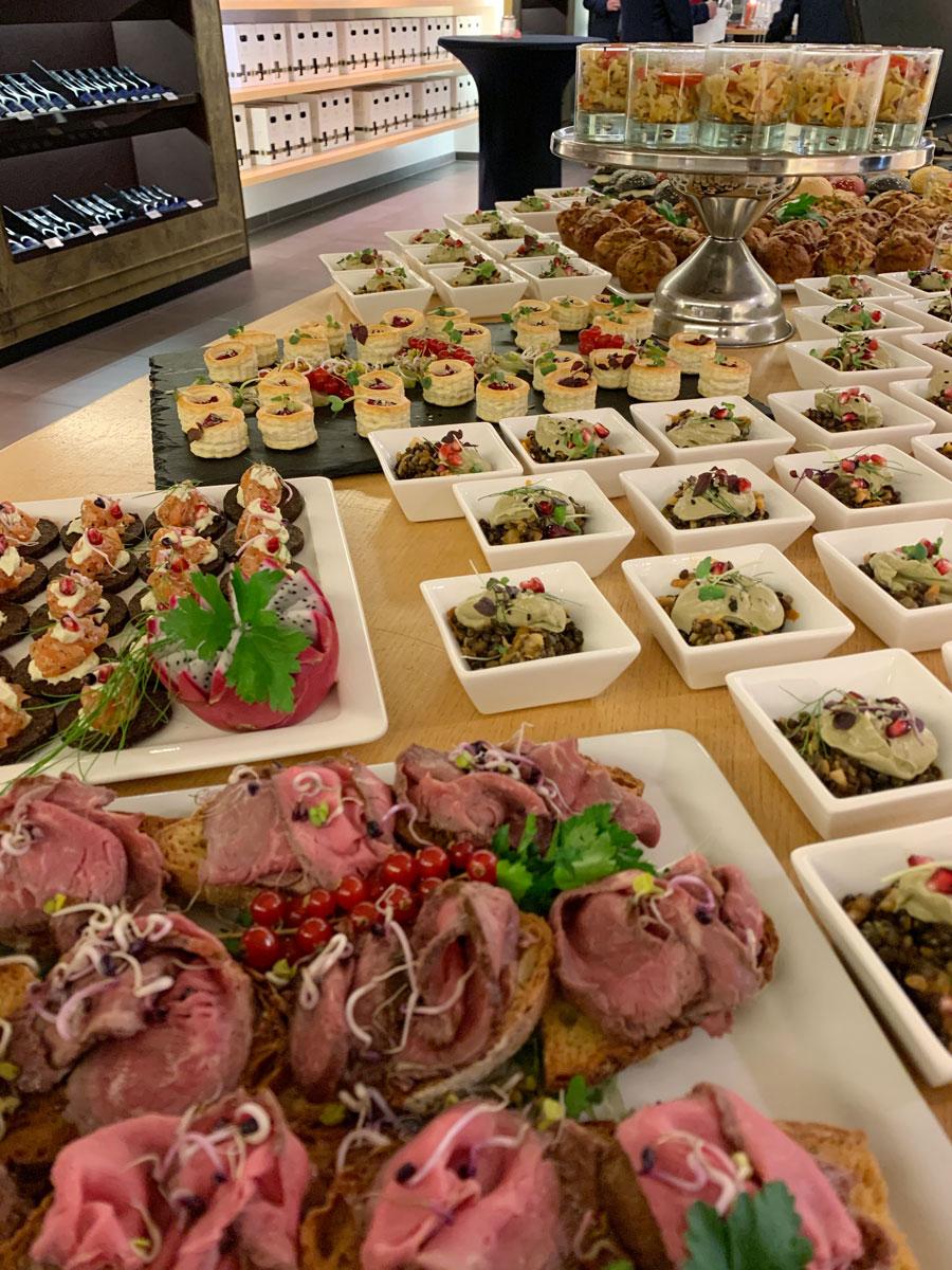 NETZER Catering – Buffet
