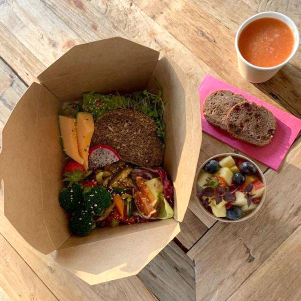 Breakfast Box veganized